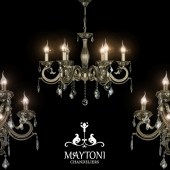 Chandelier Maytoni ARM245-06-R