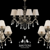 Chandelier Maytoni ARM247-08-R