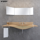 Washbasin Agape | Gabbiano
