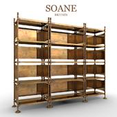Soane, The bookcase etagere
