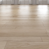 Oak Natural light floor