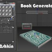 Book generator v0.1