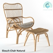 The Family Love Tree Slouch Chair Natural