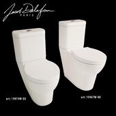 Jacob delafon collection Ove floorstanding WC