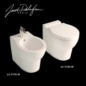 Jacob delafon collection Ove floorstanding WC + Bidet