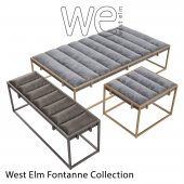 West Elm Fontanne Collection