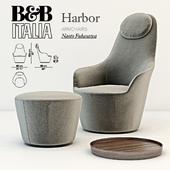 B&B Italia Harbor armchair 2017