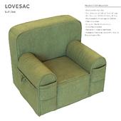 Lovesac kid chair