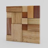 Wood wall panels 07