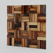 Wood wall panels 15
