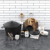 DUKA kitchen set