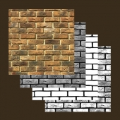 Decorative brick London Brick