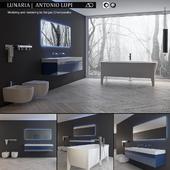 Bathroom furniture set Lunaria