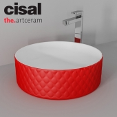 Sink Artceram Rombo and Cisal Roadster