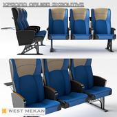 Passenger chair West Mekan Cruise Executive
