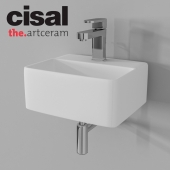 Sink Artceram Quadro Mini and Cisal Roadster