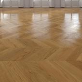 Oak Chevron floor 2