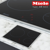 Miele Induction cooktop KM 6113