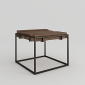 West Elm Muir Side Table