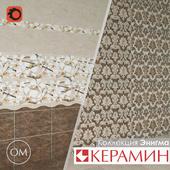 Ceramic tile collection Enigma