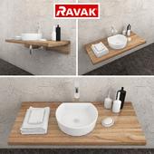 Washbasin RAVAK | Moon 1C
