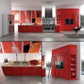 Contemporary kitchen 03