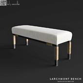 Kelli Wearstler Larchmont Bench