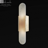 Kelli Wearstler MELANGE LARGE ELONGATED SCONCE