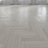 Oak Herringbones light floor 3