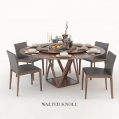 Walter Knoll Table Set