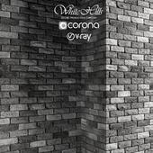 Decorative brick White Hills 2