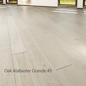 Parquet board Barlinek Floorboard - Alabaster Grande