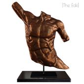 Laocoon bronze torso