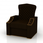 Cinema armchair