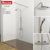 Shower RAVAK Walk-in