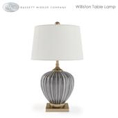 Bassett Mirror Williston Table Lamp