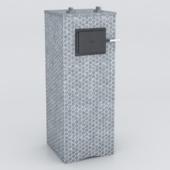 OM Bark oven KASTOR KSIS 27 in talcum-Magnesite Pattern 19