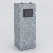 OM KASTOR KSIS 27 bath oven in talcum-Magnesite Pattern 16