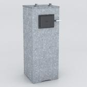 OM KASTOR KSIS 27 bath oven in talcum-Magnesite Pattern 14
