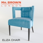 Mr. Brown - Eliza Chair