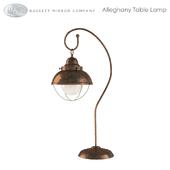 Bassett Mirror Alleghany Table Lamp