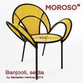 Moroso - Banjooli chair