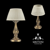 Настольная лампа Maytoni H525-11-G