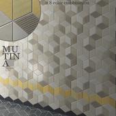 Tile TEX by Mutina - set 02
