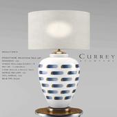 Brushstroke Table Lamp - Currey & Company