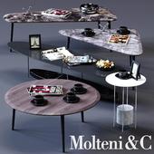 Molteni&C Coffee Tables Set 02