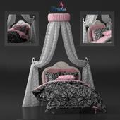 Кровать Cristel R-01