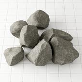 Rock stone colleection