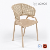 Frantz Armchair by Producks Design Studio