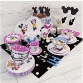 Set of dishes for children Mickey Mouse